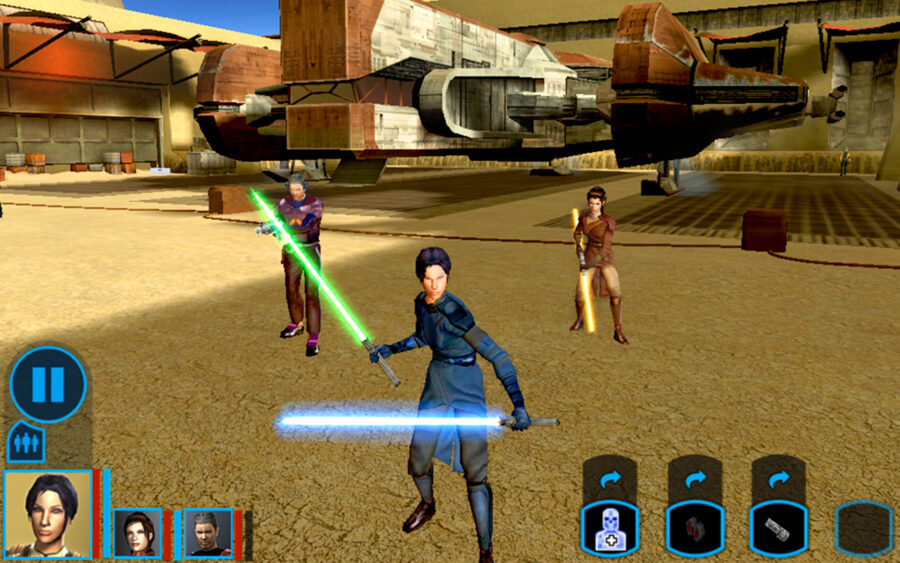 knights of the old republic game