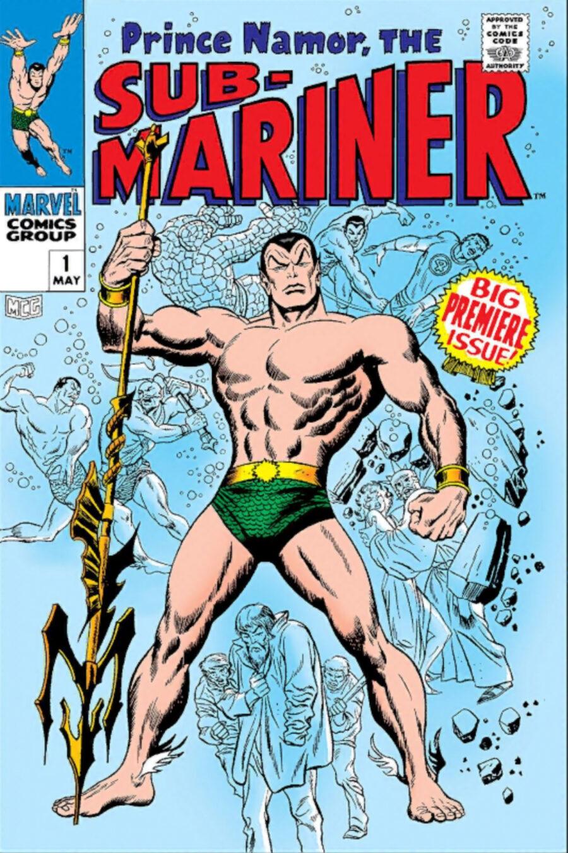 namor sub-mariner