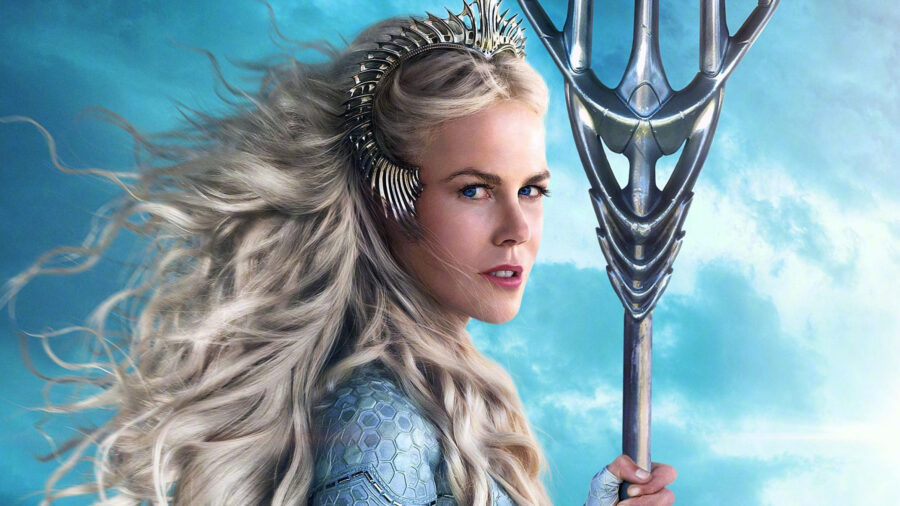 Exclusive: Nicole Kidman Getting An Aquaman Spinoff Series