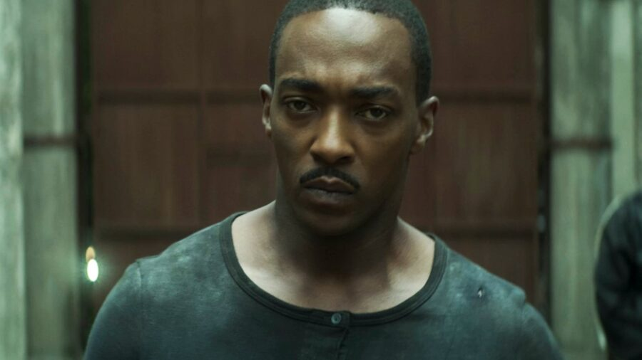 Outside the Wire Anthony Mackie