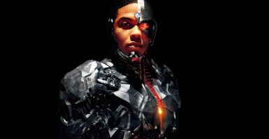 ray fisher cyborg