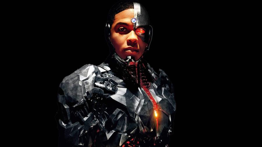 ray fisher cyborg