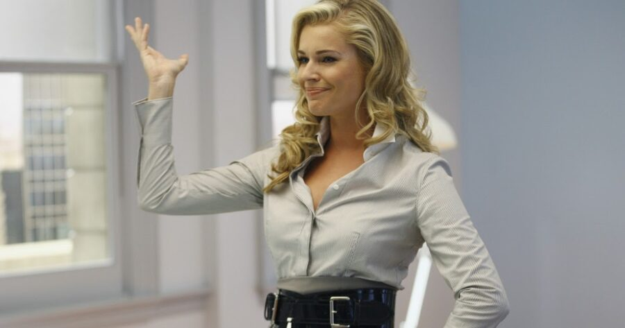 Rebecca Romijn Ugly Betty