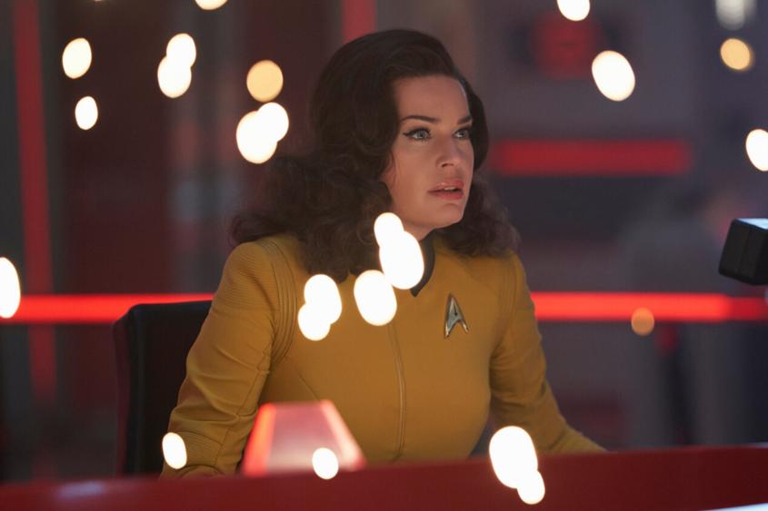 Rebecca Romijn Star Trek Discovery
