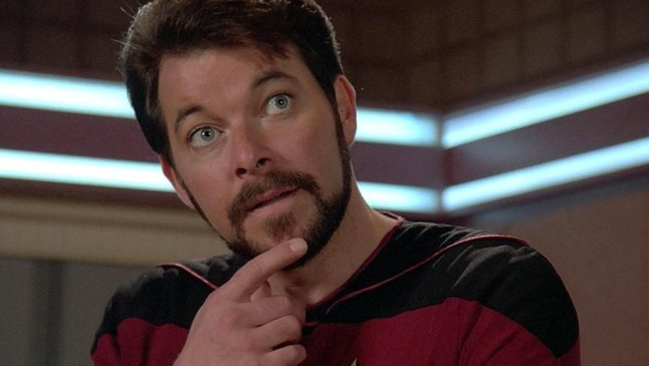 Jonathan Frakes: Why He Quit Acting After Star Trek