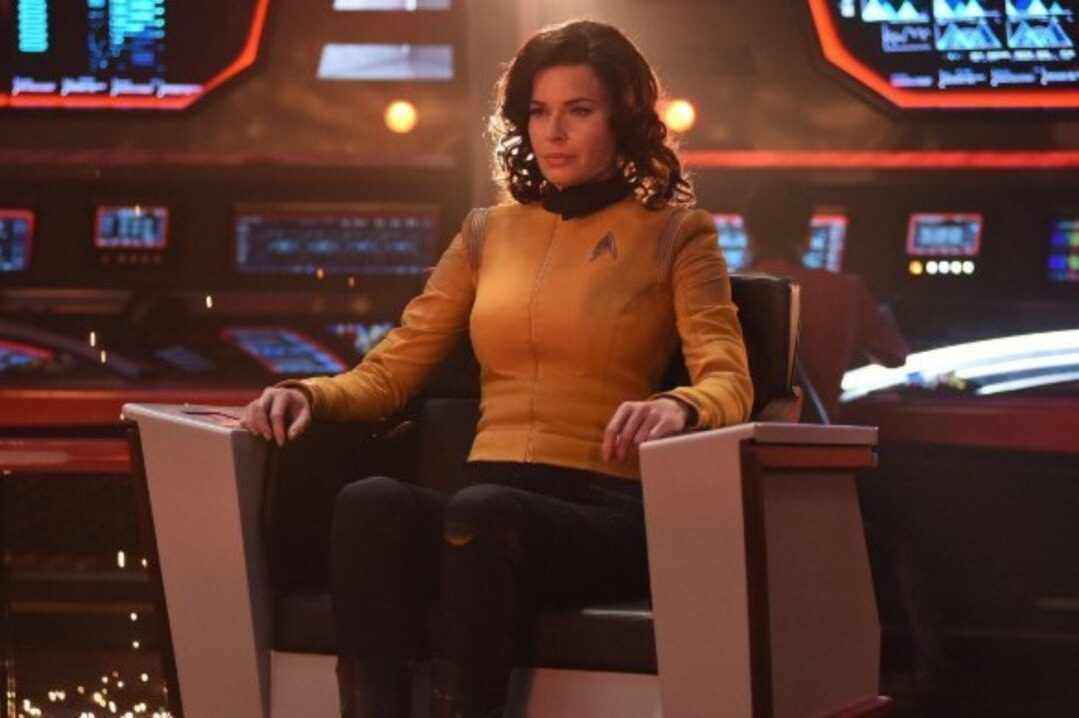 Number One Star Trek Discovery