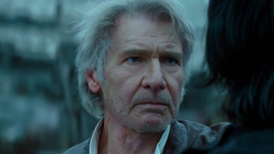 Harrison Ford Rise of Skywalker