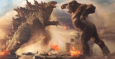 Watch Godzilla vs. Kong