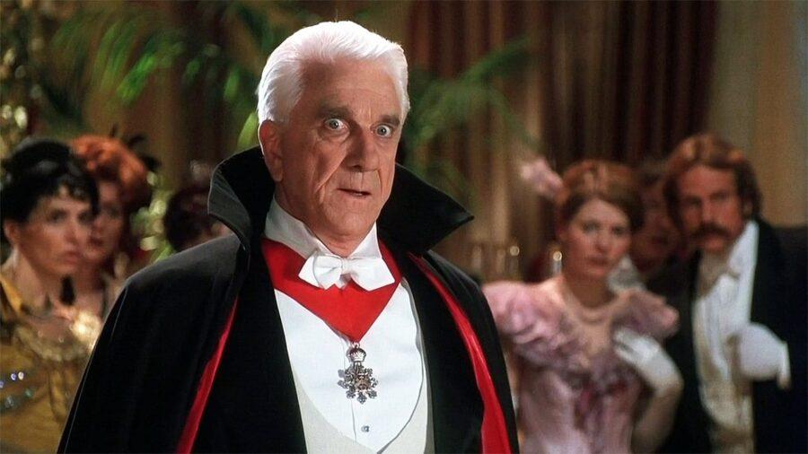 Dracula Dead and Loving It Leslie Nielsen