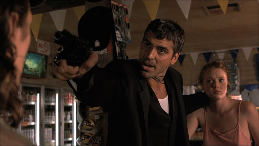 From Dusk Till Dawn Robert Rodriguez George Clooney