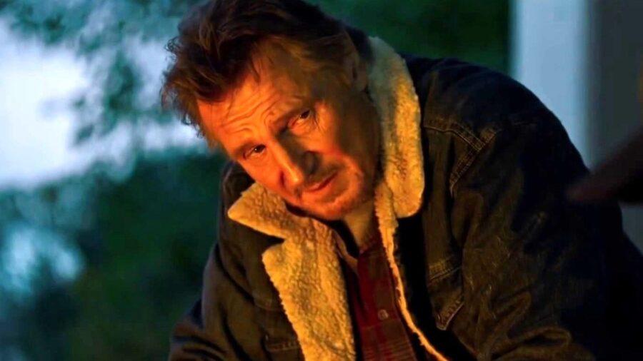 Liam Neeson The Marksman