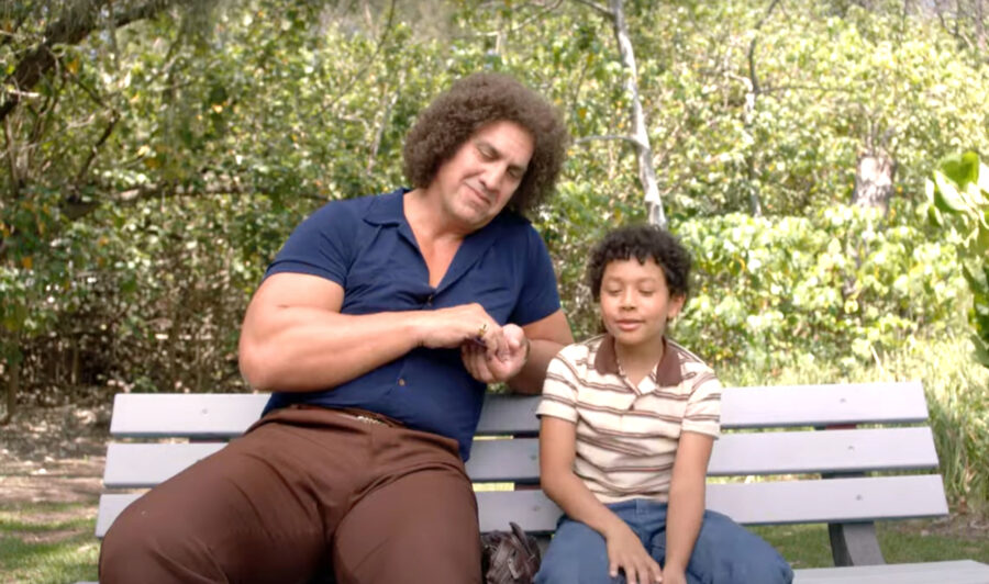 young rock andre the giant