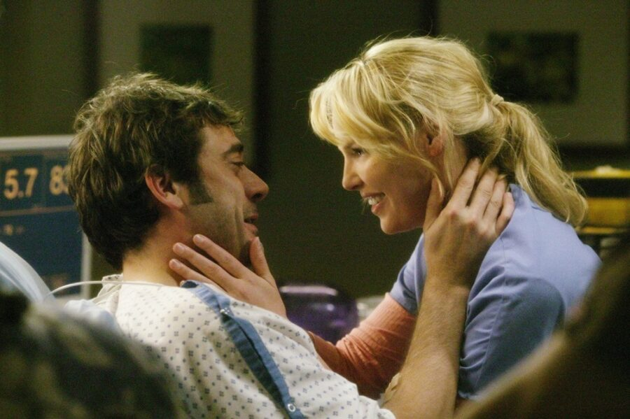 Katherine Heigl Jeffrey Dean Morgan Grey's Anatomy