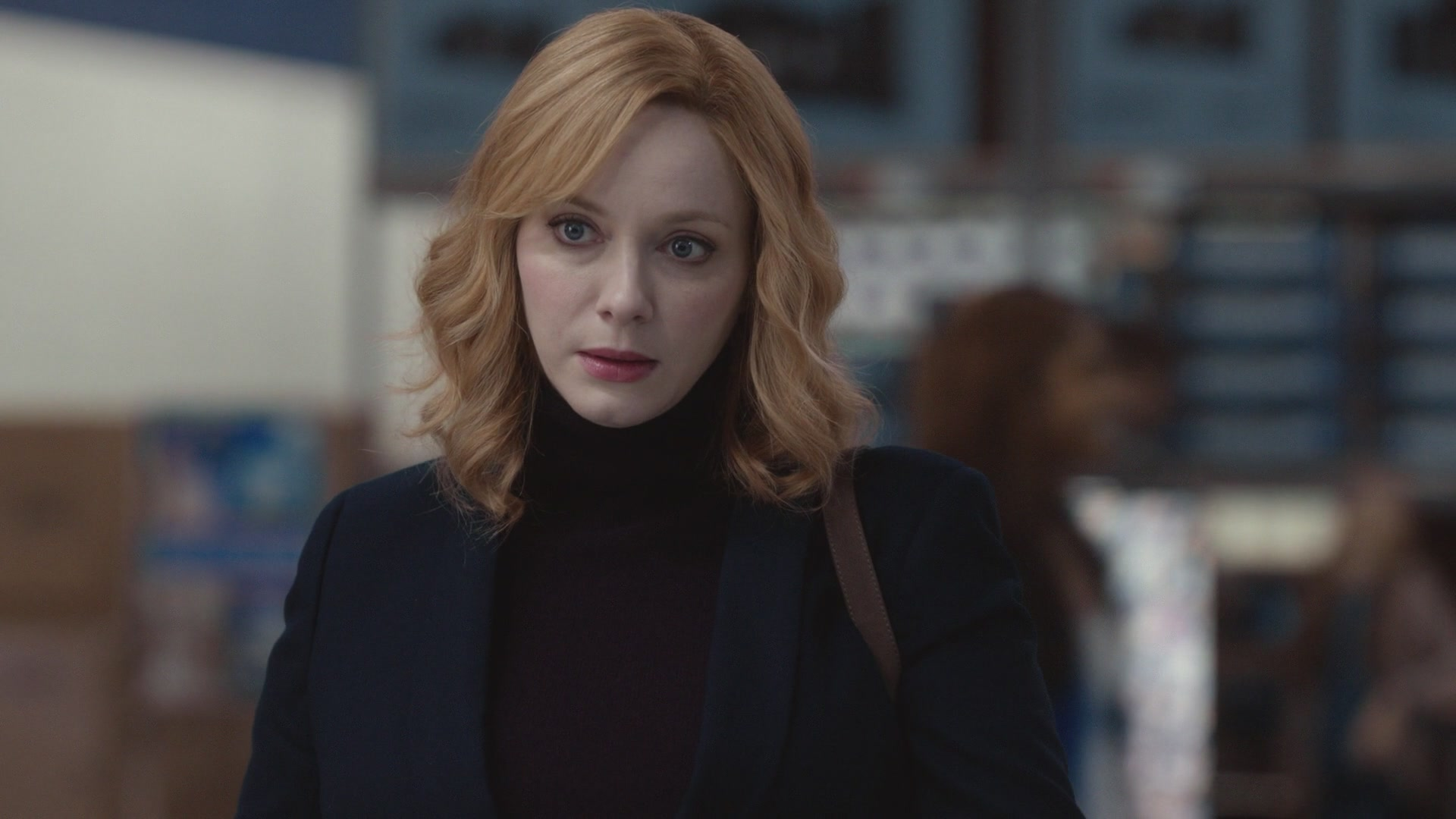 A Christina Hendricks Series Was Just Added To Netflix