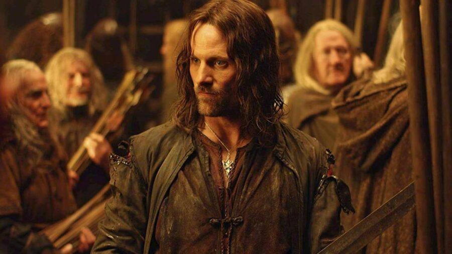 Lord of the Rings Aragorn Viggo Mortensen
