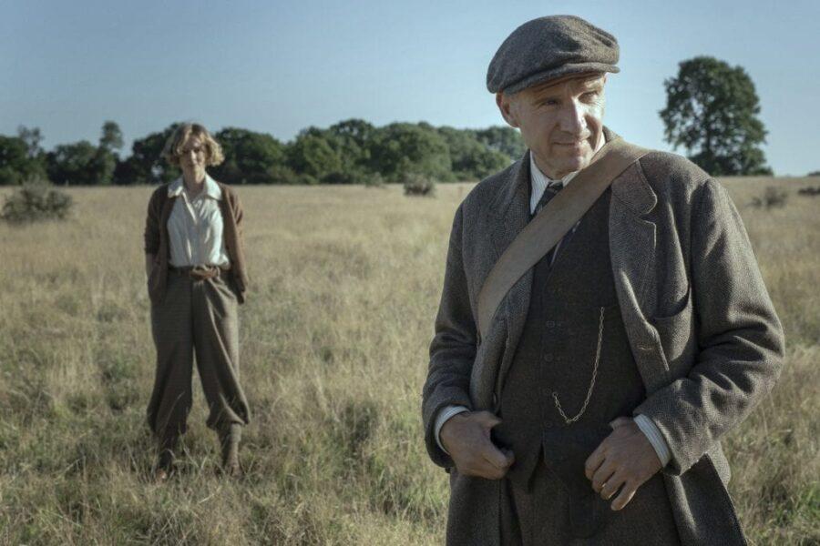 Carey Mulligan Ralph Fiennes The Dig