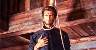 Clint Eastwood The Good the bad and the ugly