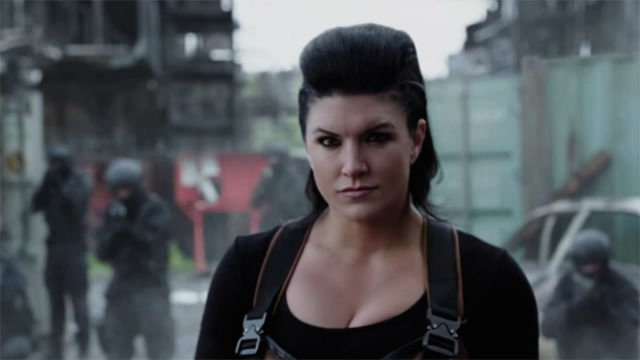 Gina Carano Got Shut Down By Warner Bros.