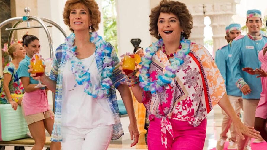 Barb and Star Go to Vista Del Mar Kristen Wiig Annie Mumolo