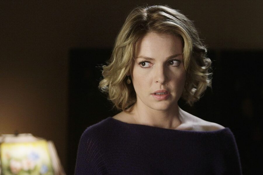 Katherine Heigl Grey's Anatomy