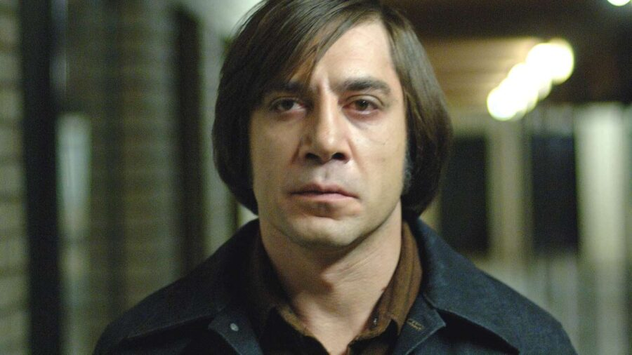 Javier Bardem No Country for Old Men