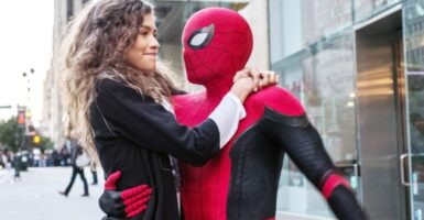 Zendaya Spider-Man Tom Holland