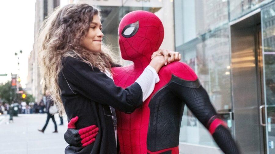 Zendaya Spider-Man Tom Holland