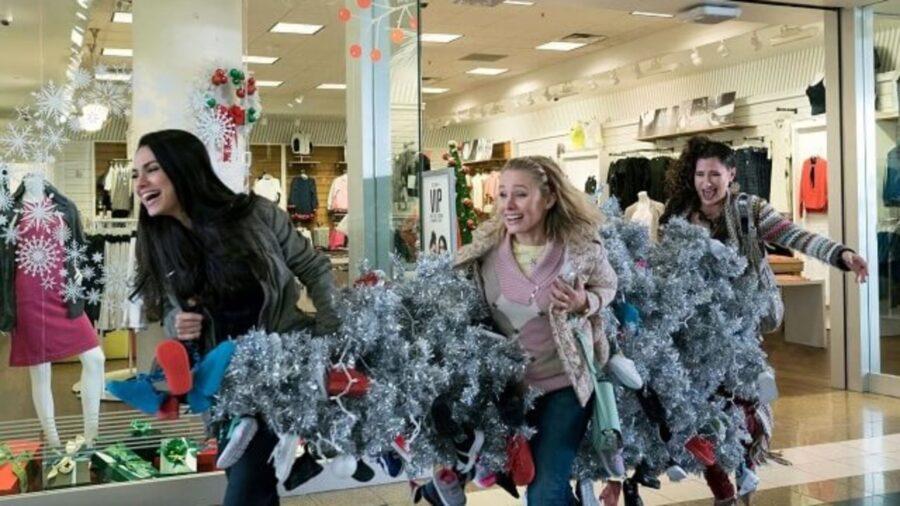 A Bad Moms Christmas Kristen Bell Kathryn Hahn Mila Kunis