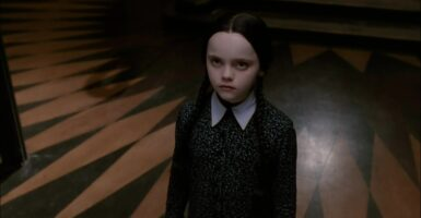 Wednesday Addams Family
