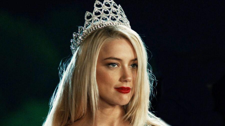amber heard disney princess