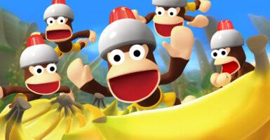 Ape Escape video games
