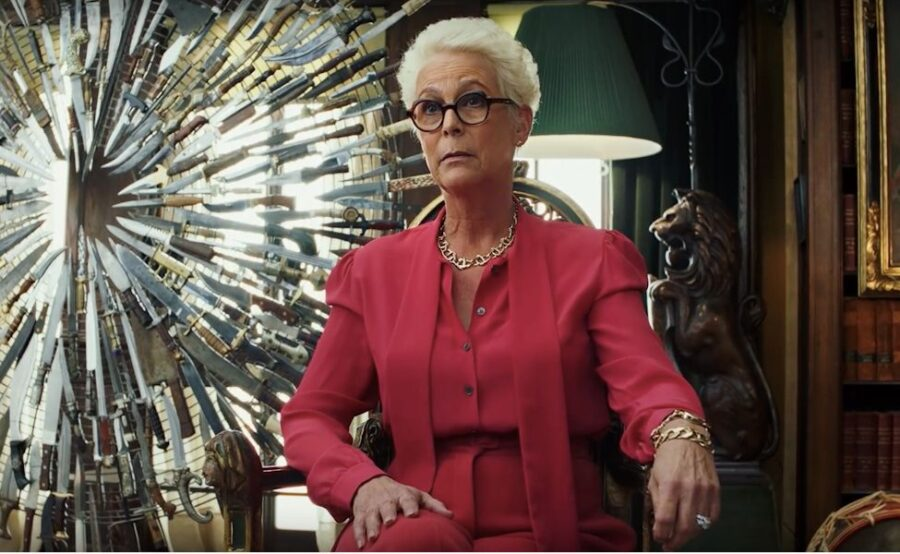 Jamie Lee Curtis Knives Out