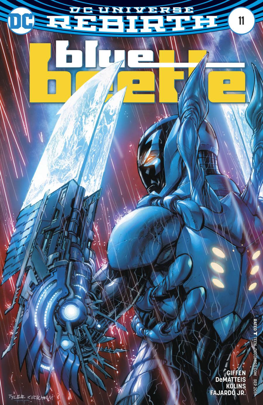 blue beetle dc