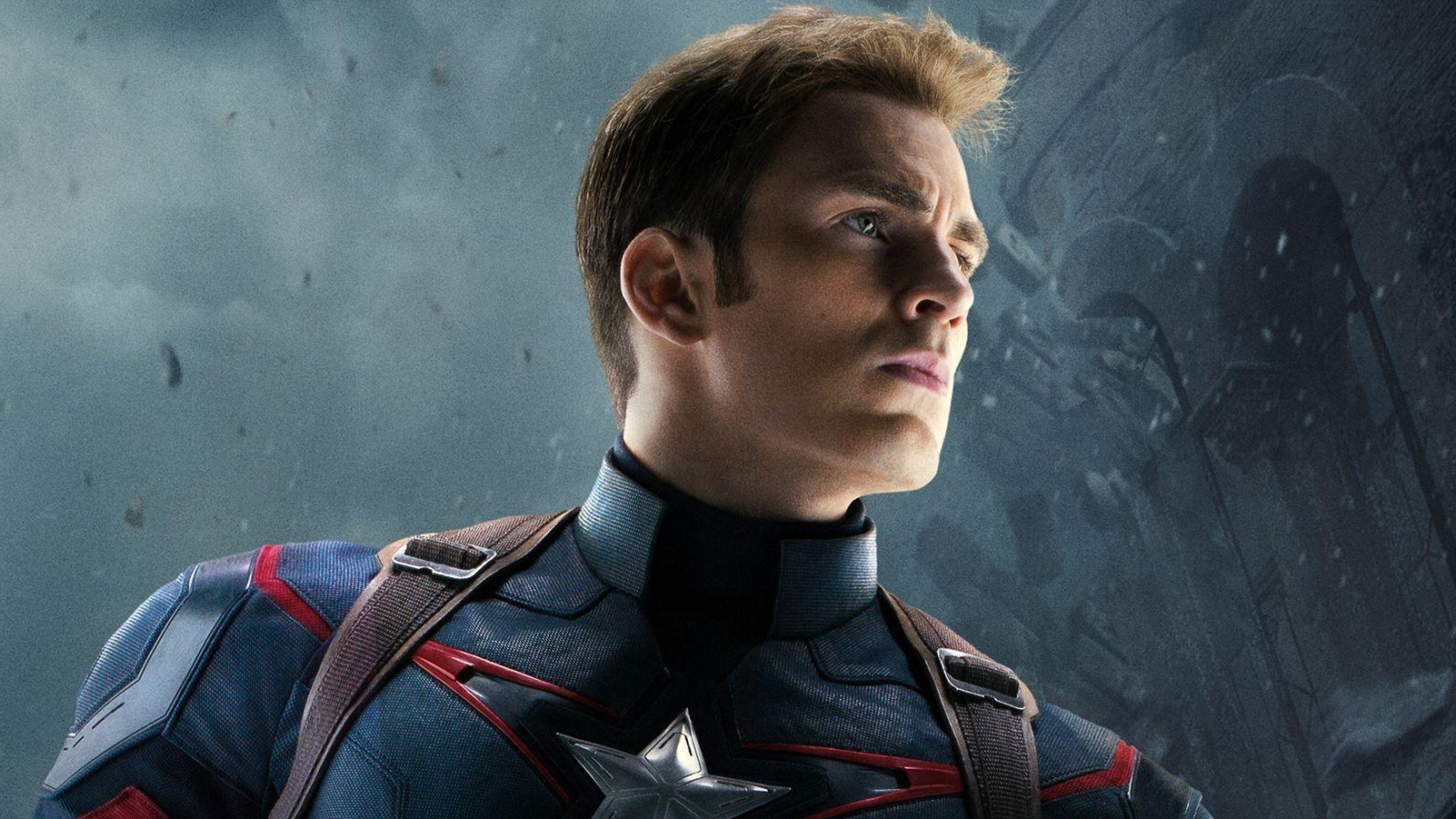 Chris Evans' Real Replacement As Captain America Officially Revealed