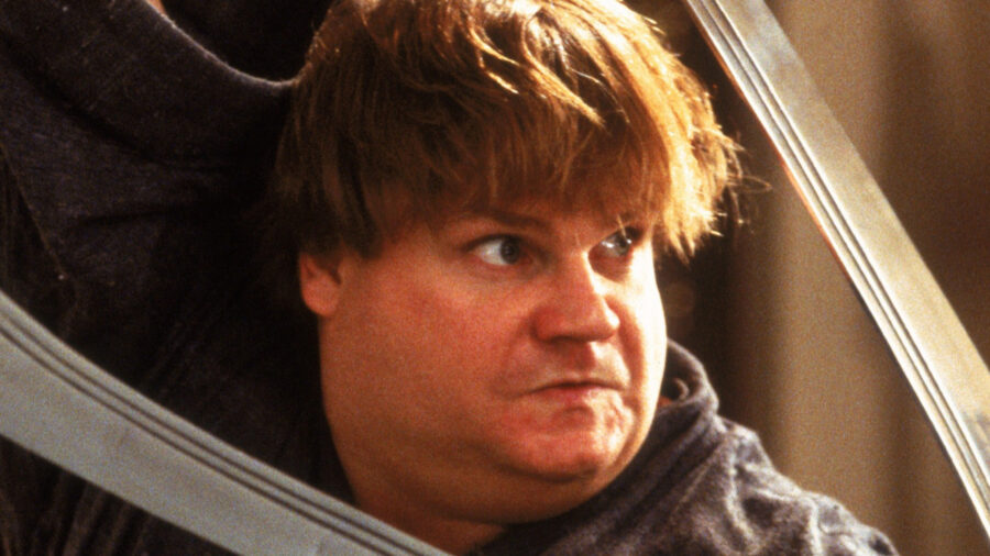 A Hilarious Chris Farley Movie Is Blowing Up On Netflix