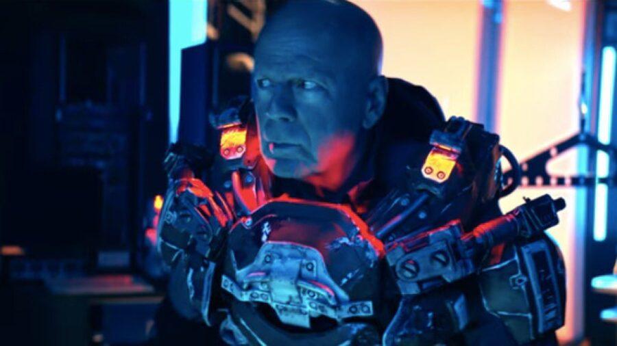 Cosmic Sin Bruce Willis
