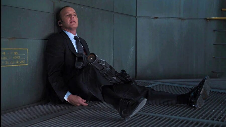 agent coulson agents of shield