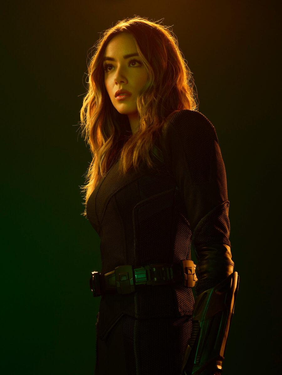 Chloe Bennet as Daisy Johnson