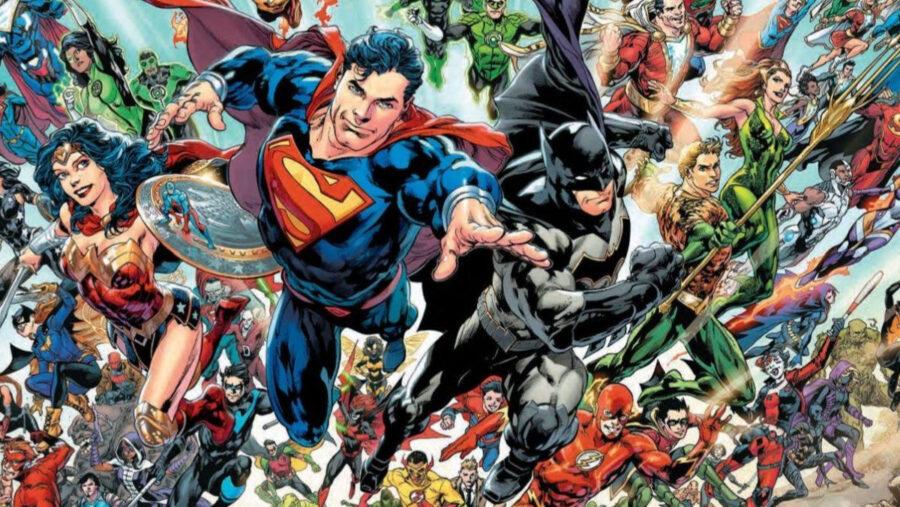 dc comics superman batman
