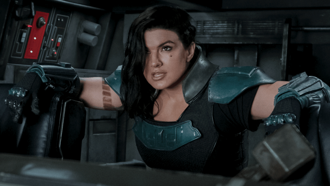 Gina Carano's Replacement In Star Wars Revealed