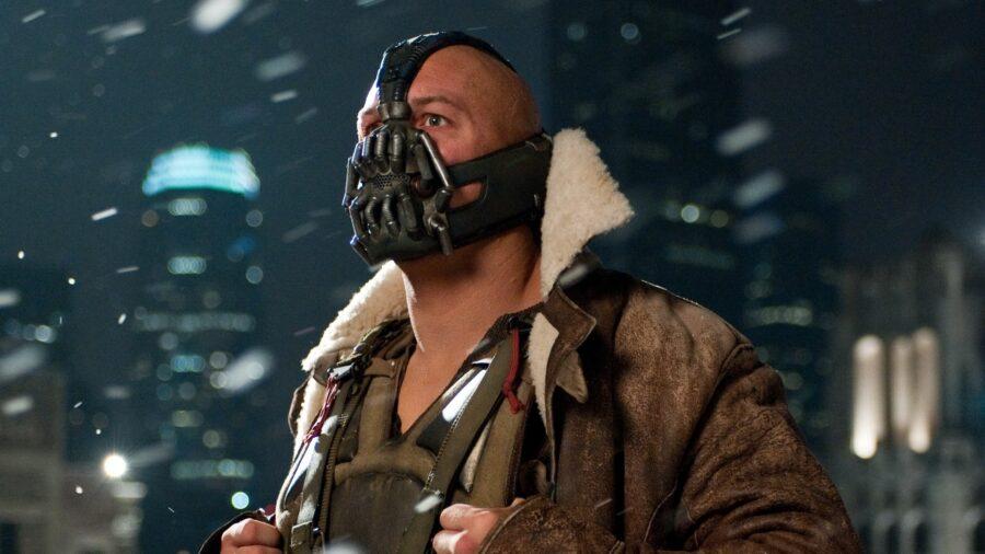 Bane The Dark Knight Rises Tom Hardy