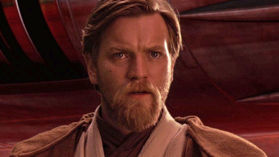 Ewan McGregor Star Wars Obi-Wan Kenobi
