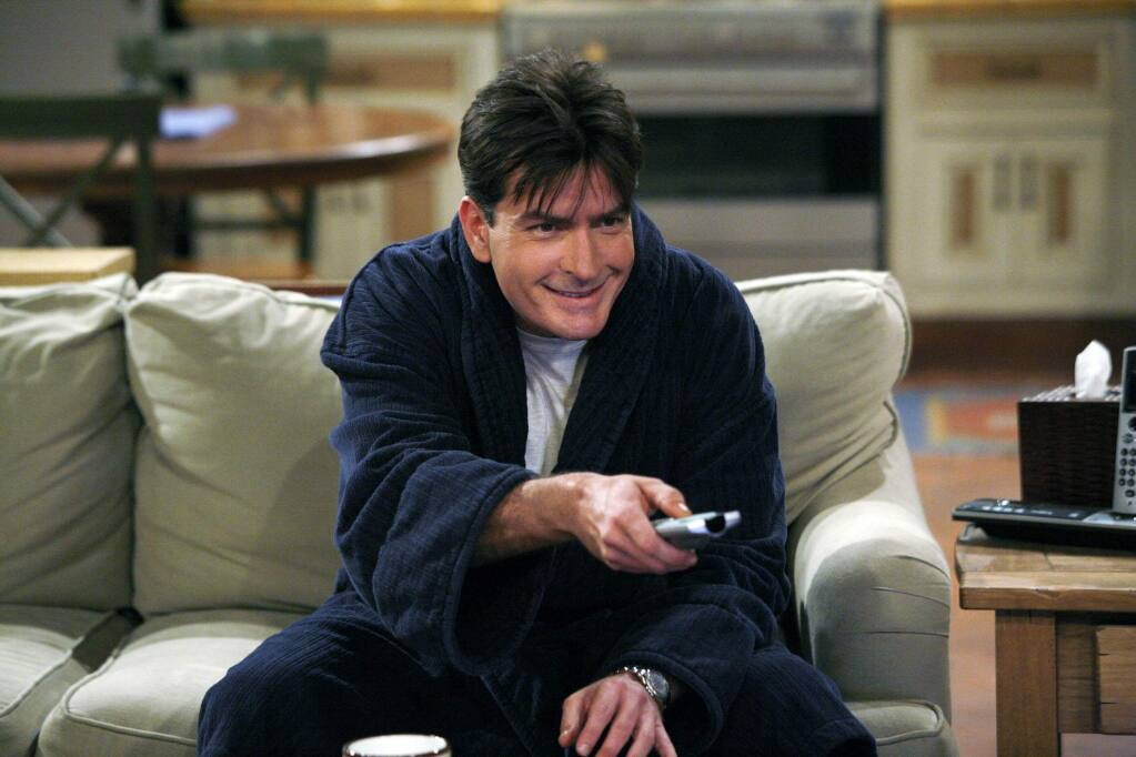 A Charlie Sheen Movie Is Super Popular On Netflix