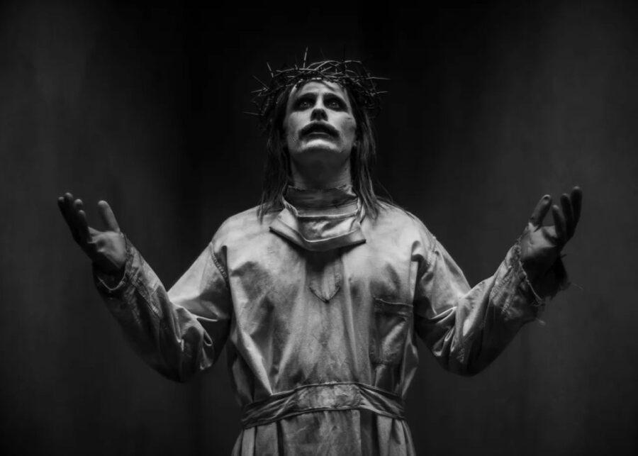 jared leto joker jesus