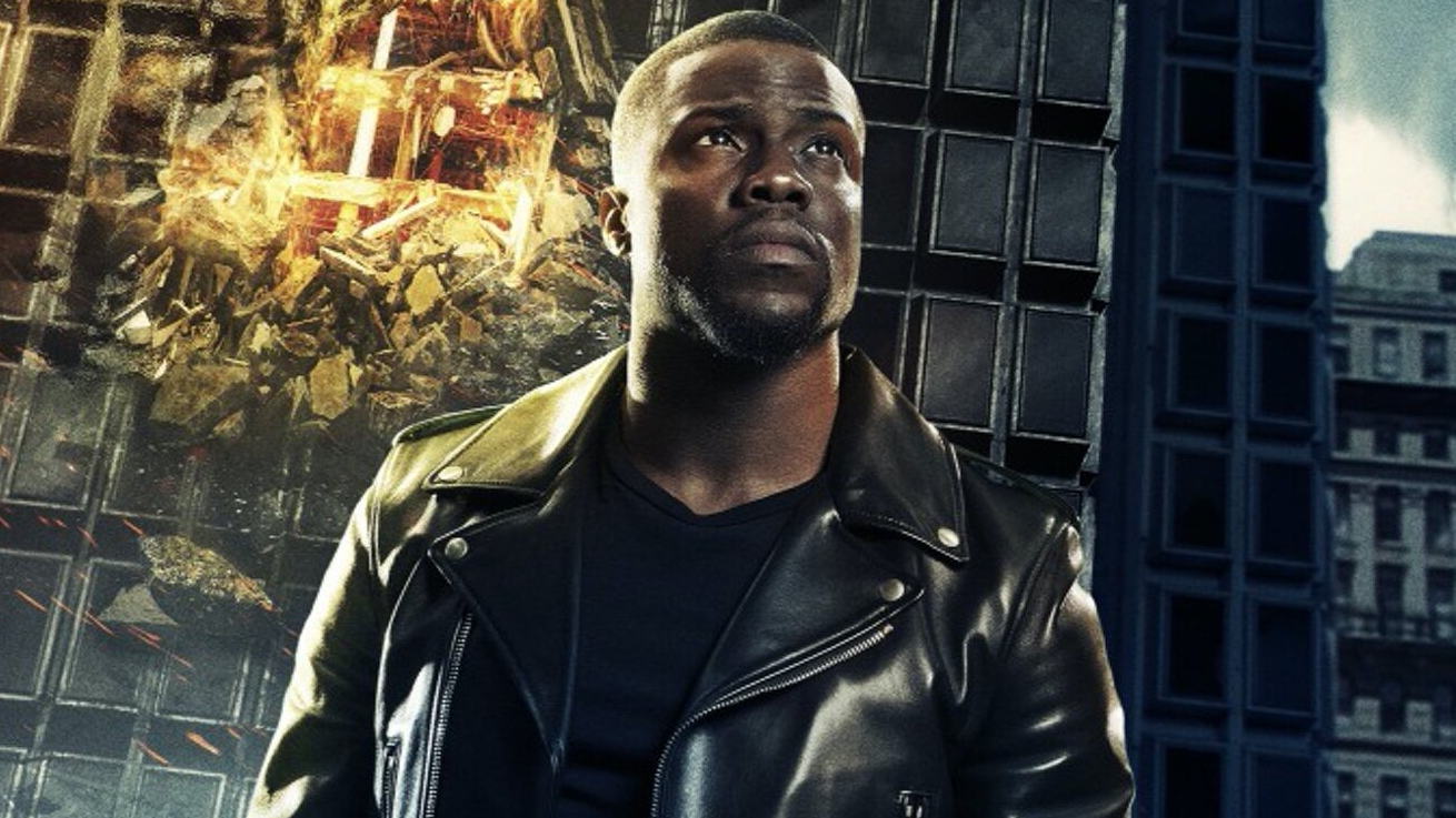 A Kevin Hart Movie Continues To Dominate On Netflix