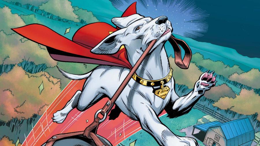 krypto superdog