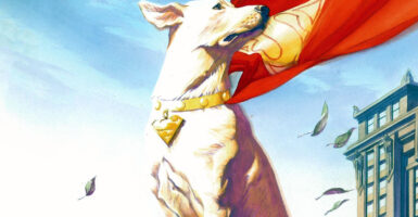 krypto superdog dc james gunn