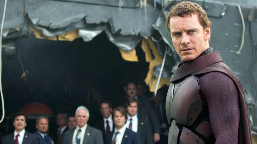 Michael Fassbender X-Men
