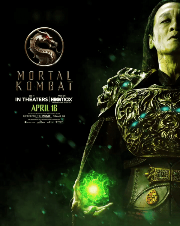 Mortal Kombat Trailer