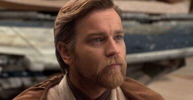 Obi-Wan Kenobi Ewan McGregor Star Wars